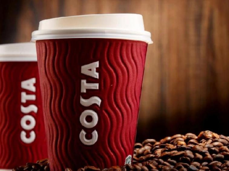 It Was Carnage About 50 People Queue Up For Free Costa